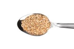 Cracked Wheat Stock Photo