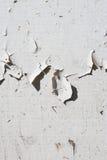Cracked white Stock Photos