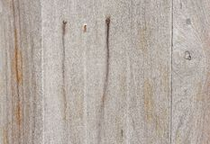 Cracked wood background, shows cracks and fractures radiating Royalty Free Stock Photos