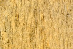 Cracked Wood Background Texture Stock Images