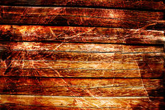 Cracked wood texture Royalty Free Stock Photos