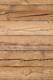 Cracked wooden bar wall Royalty Free Stock Photo