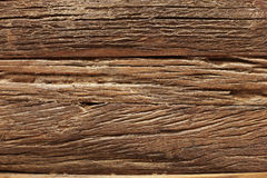 Cracked wooden board background Royalty Free Stock Photography