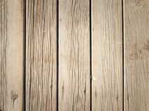 Cracked wooden panneling Stock Images