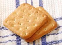 Cracker royalty-vrije stock afbeelding