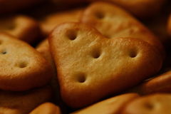cracker Lizenzfreie Stockfotos