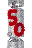 50. Cracker Lizenzfreies Stockbild