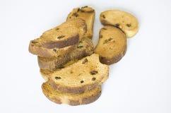 Cracker, alimento, grano, pasto, marrone, spuntino Fotografia Stock