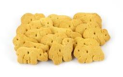 Cracker animali dei bambini fotografie stock libere da diritti