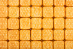 Cracker background Stock Images