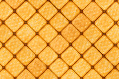 Cracker background Royalty Free Stock Photo