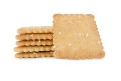 Cracker balance Stock Image