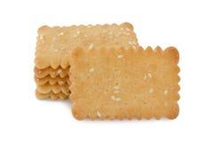 Cracker balance Royalty Free Stock Photography