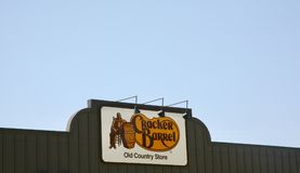 Cracker Barrel Old Country Store Royalty Free Stock Photos