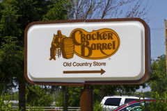Cracker Barrel Old Country Store Restaurant III Royalty Free Stock Images