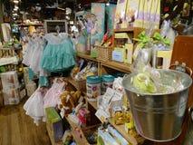 Free Cracker Barrel Restaurant Interior, Tulsa, OK Stock Images - 90114814