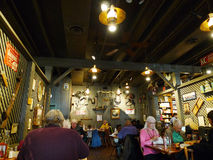 Free Cracker Barrel Restaurant, People Eating, Tulsa, OK Stock Photos - 90115373