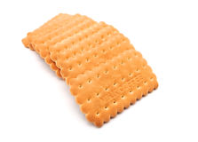 Cracker or biscuit Royalty Free Stock Photography