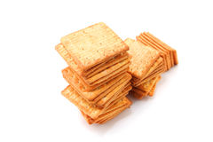 Cracker or biscuit Stock Photos