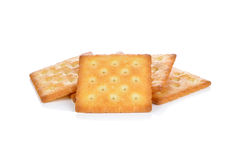 Cracker biscuit Stock Image