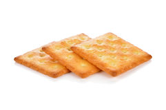 Cracker biscuit Royalty Free Stock Images