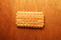 Cracker and biscuit Royalty Free Stock Images