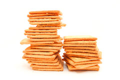 Cracker or biscuit Royalty Free Stock Image