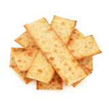 Cracker Biscuits Royalty Free Stock Photos