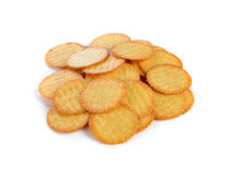 Cracker biscuits Stock Photography