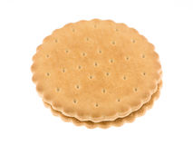 Cracker cake Stock Images