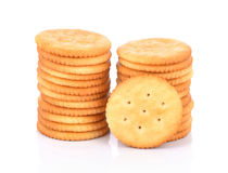 Cracker cookie Stock Photos