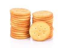 Cracker cookie Stock Photos