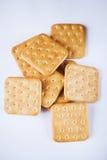 Cracker cookies Stock Image