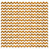 Cracker cookies in the shape of a zigzag fill the page isolated Royalty Free Stock Photo