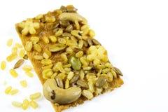 Cracker del cereale Fotografia Stock Libera da Diritti