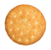 Cracker del frumento. Fotografia Stock
