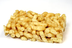 Cracker del granturco dolce Fotografie Stock