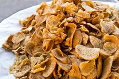 Cracker del pesce Immagini Stock