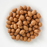Cracker dell'arachide Immagini Stock Libere da Diritti