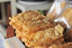 Cracker di Roti Fotografia Stock Libera da Diritti