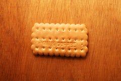 Cracker en koekje royalty-vrije stock afbeeldingen