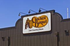 Cracker-Fass-altes Land-Geschäftsstandort I Stockfoto