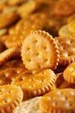 Cracker illuminati Fotografia Stock