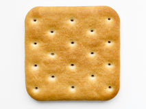 Cracker isolated Royalty Free Stock Images