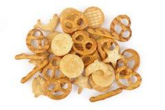 Cracker misto Fotografie Stock