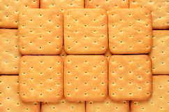 Cracker. Pattern. Can be used as background Royalty Free Stock Photography