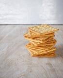 Cracker Royalty Free Stock Photography