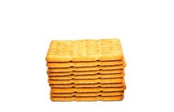 Cracker salati Immagine Stock