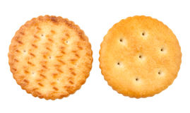 Cracker sides Stock Photography