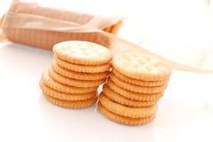 Cracker Stacks Stock Images